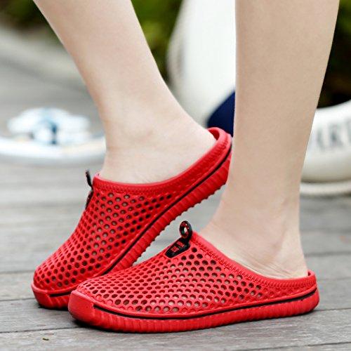 Red Femme Mules Red MXXM MXXM Mules Femme pour pour 78wqtwR