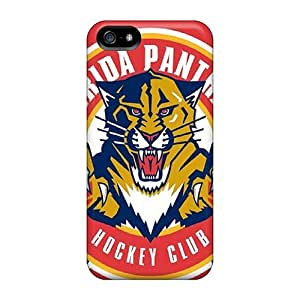 New Premium AbbyRoseBabiak Florida Panthers Skin Cases Covers Excellent Fitted For Iphone 5/5s