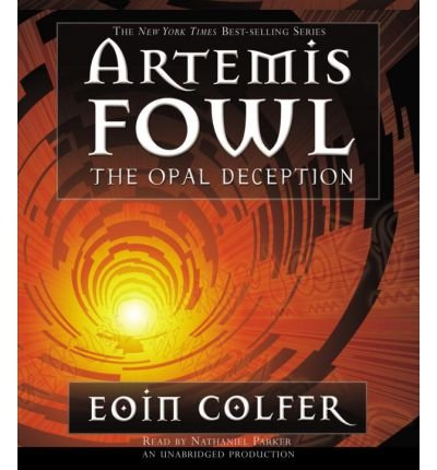 Opal Disc - [ Artemis Fowl 4: The Opal Deception (Artemis Fowl (Digital) #04) ] ARTEMIS FOWL 4: THE OPAL DECEPTION (ARTEMIS FOWL (DIGITAL) #04) by Colfer, Eoin ( Author ) ON Apr - 26 - 2005 Compact Disc
