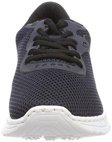 Rieker Damen N5022 Sneaker Blau (Pazifik/Navy)