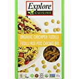 Explore Cuisine Organic Chickpea Fusilli, 6 Count, 1.4 Kg