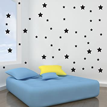 Vinyl Concept   Star Wall Stickers, Removable, Easy To Remove, Art Mural, Part 58