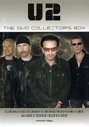 U2 - Collectors Box (2 DVDs) [Reino Unido]: Amazon.es: u2, u2: Cine y Series TV