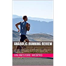 Anabolic Running Review: catabolism, nolvadex, how to use whey protein, sprint training, sprint intervals, what is catabolism, what is anabolism, catabolic state, catabolic reaction