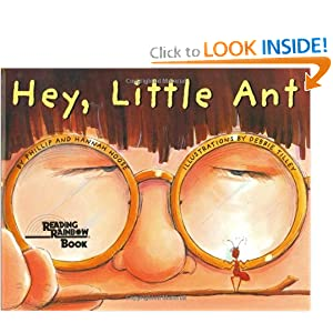 Hey, Little Ant Phillip M. Hoose, Hannah Hoose and Debbie Tilley