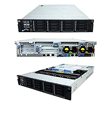 HP ProLiant DL380 G6 2 x 2.93Ghz X5570 Quad Core 24GB 2x 146GB 10K SAS