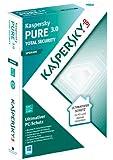 Kaspersky Pure 3.0 Total Security 3 Lizenzen Upgrade