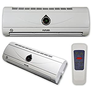 Delightful Futura Deluxe Electric Over Door Fan Heater Air Curtain, Cooling Fan 2000W,  LED Display, Timer U0026 Remote Control, Ideal For Home, Office U0026 Commercial ...