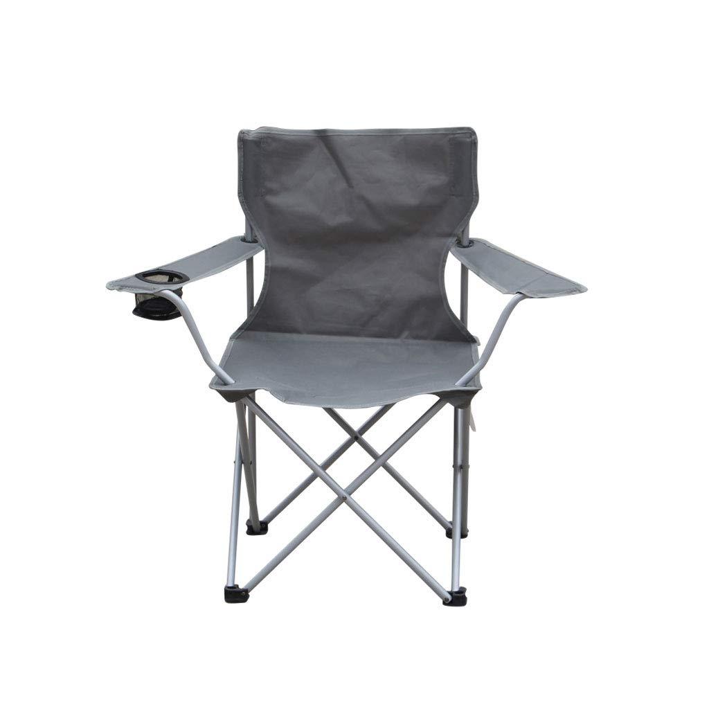 屋外折りたたみ椅子ポータブルレジャーチェアビーチチェアスケッチチェア釣りチェアトラベルシート50x50x85cm   B07HF4D7YK