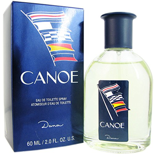 Dana Canoe Men Eau De Toilette Spray, 2 ()