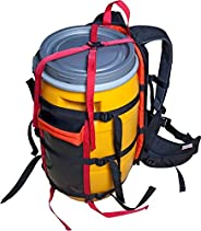 Eureka! StormShield Universal Dry Storage Barrel Harness for Canoeing and Camping