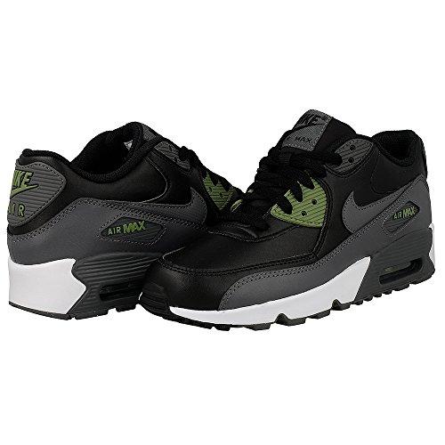 Black palm Grey Green Para 2007 Air Bebés De Nike dark Zapatillas Deporte Max 90 q7xZw