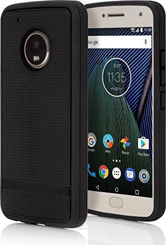 Incipio NGP AdvancedCase for Motorola Moto G5 Plus Smartphone - Black