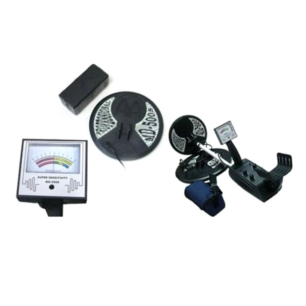 Amazon.com : Underground Metal Detector Finder Deep Sensitive Search Gold Treasure Digger Hunter for Gold Coins Relics 3-3.5m MD-5008 : Garden & Outdoor