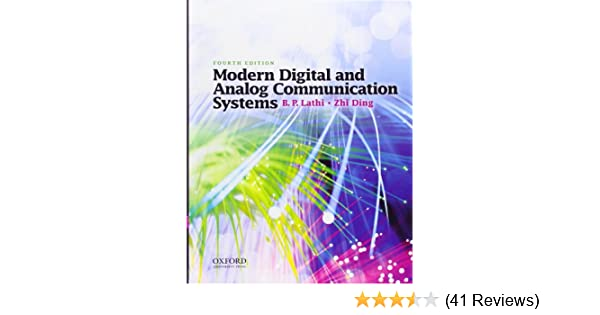 Modern Digital and Analog Communication Systems (The Oxford