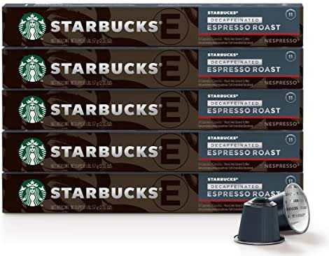 Coffee Pods: Starbucks by Nespresso