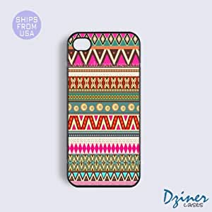 iPhone 5c Tough Case - Ultimate Tribal Aztec iPhone Cover