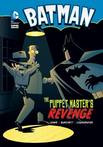 (Batman: The Puppet Master's Revenge)