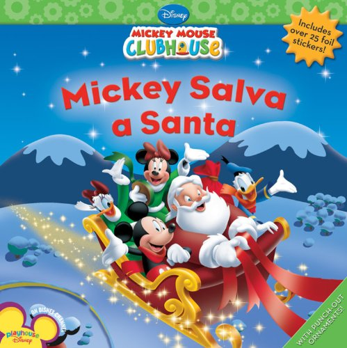 Mickey Salva a Santa (Disney Mickey Mouse Clubhouse) pdf