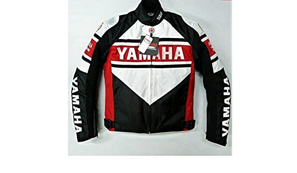 Chaqueta Yamaha Moto Jacke Jacket Blouson Giacca Veste ...