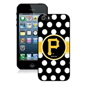 MLB Pittsburgh Pirates iPhone 5 5S Case 03 for iPhone 5 5S
