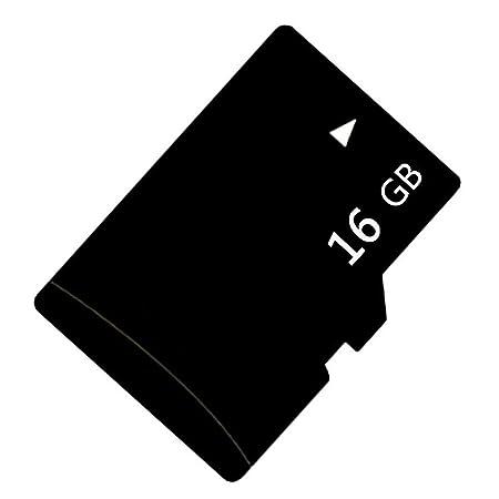 ZZH - Tarjeta de Memoria DE 16 GB para teléfono y Tableta (Micro ...