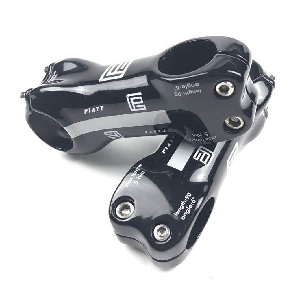 HFYO Manillar MTB,Potencia MTB 31.8 De Alta Resistencia,aleaci/ón De Aluminio Potencia MTB Carbono Bicicletas De Carretera Ciclismo Componentes Repuestos Bicicleta Tallo