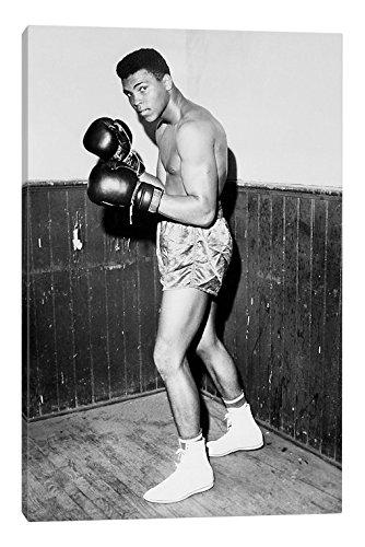 iCanvasART Winner of Golden Gloves Heavyweight Title, 1960 Canvas Print 18