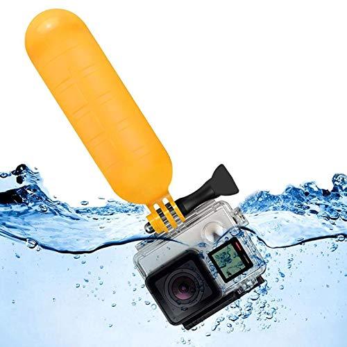 Amazon.com: Cámara de acción con barra de flotabilidad y ...