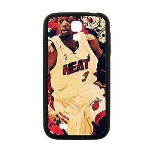 Abstract NBA Basketball Dwyane Wade Miami Heat Phone Case for Samsung Galaxy s4