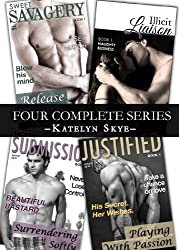 Four Series Collection Vol. 2: Sweet Savagery, Broken Submission, Justified, Illicit Liaison