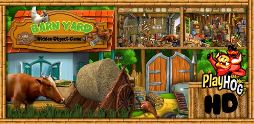 Barn Yard - Hidden Object Game [Download]