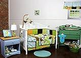 Swinging Monkeys Nusery 4 Piece Crib Bedding Set