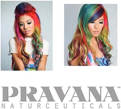 Pravana Chromasilk Vivid cabello neón – 5 colores a elegir ...