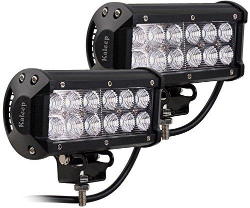 36w LED Work Light Bar 2PCS,7