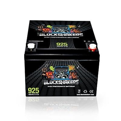 Black 12V 26AH 925 Watts M6/T6 Car Audio Battery replaces XS D925 S925