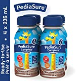 PediaSure Complete, nutritional supplement, 4 x 235 mL, Chocolate