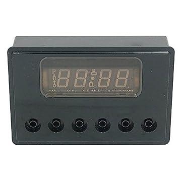 Rangemaster Genuine Horno Cocina Digital reloj temporizador