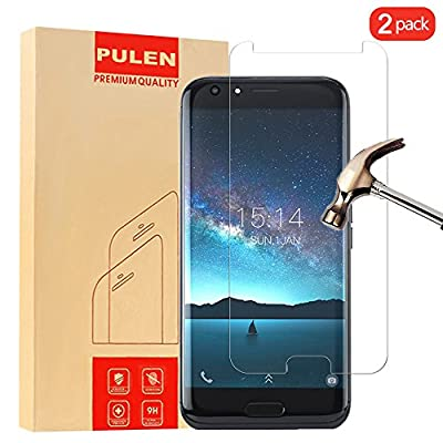 [2-Pack] Doogee BL5000 Screen Protector, PULEN HD Clear Film[Scratch Resistant Anti-fall] [Bubble Free] [Anti-fingerprints] 9H Hardness Tempered Glass for Doogee BL5000 - 4042707 , B07D48ZY6T , 454_B07D48ZY6T , 9.95 , 2-Pack-Doogee-BL5000-Screen-Protector-PULEN-HD-Clear-FilmScratch-Resistant-Anti-fall-Bubble-Free-Anti-fingerprints-9H-Hardness-Tempered-Glass-for-Doogee-BL5000-454_B07D48ZY6T , usexpress.vn , [2-Pack] Do