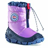 Olang Big Girls' Synthetic Eolo Snowboots Kids 6 - 7 UK (Euro 23/24) Pink