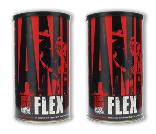 Universal Nutrition Animal Flex 44 Count [2 Pack]
