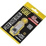 Nitecore Tube llavero luz T Series 45Lumen Multi Color linterna de bolsillo