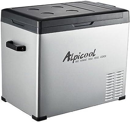 Amazon.es: LJ Congelador portátil Nevera, 12 V / 24 V / 220 V ...