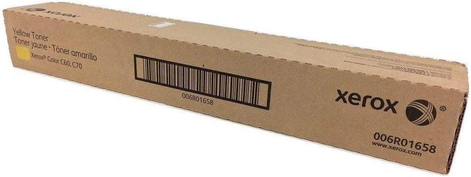 Xerox Toner Cartridge Für C6070 Schwarz Bürobedarf Schreibwaren
