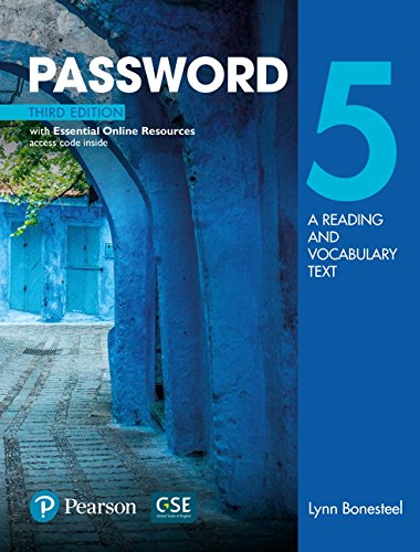 Password 5 with Essential Online Resources (3rd Edition)