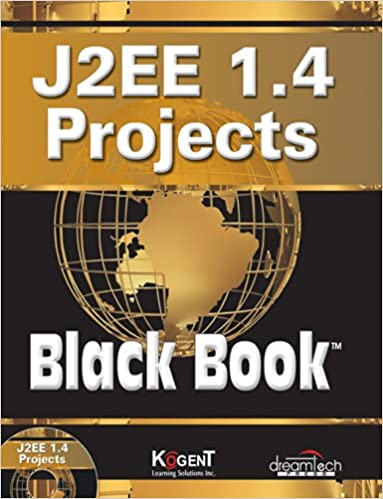 Book black j2ee pdf 1.4 projects