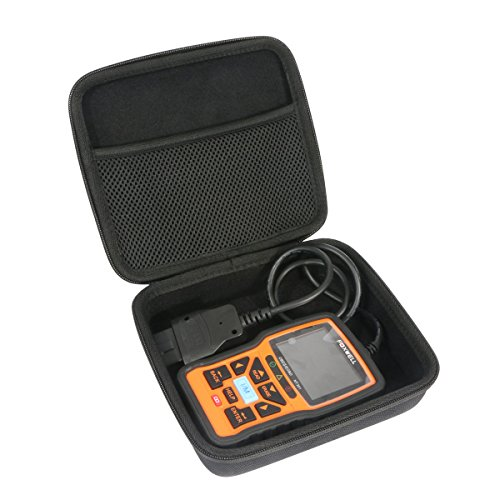 Khanka Hard Case for FOXWELL Nt301 Obd2 Code Scanner Universal Car Engine Diagnostic Tool Automotive Fault Code Reader CAN Obd II Eobd Scan Tool ANCEL AD310 Classic Enhanced Universal OBD II Scanner