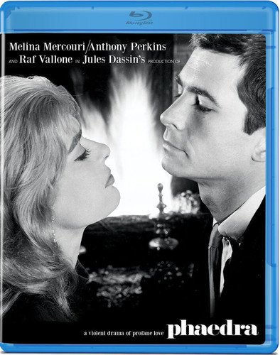 Blu-ray : Phaedra (Blu-ray)