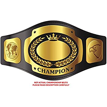 Amazon.com: **STICKERS** GOLD UNDISPUTED CHAMPION