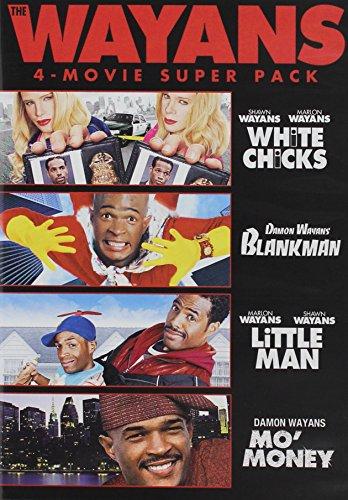 Blankman / Little Man / Mo' Money / White Chicks